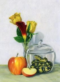 Janie Mork, Drawings
