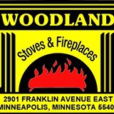 Woodland Stoves logo