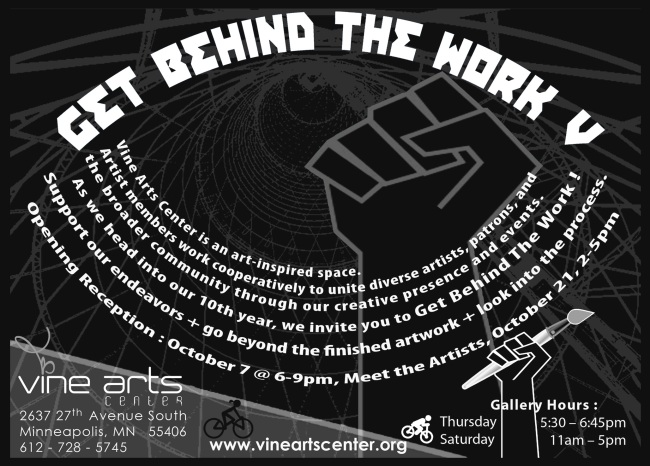 Get Behind the Work2