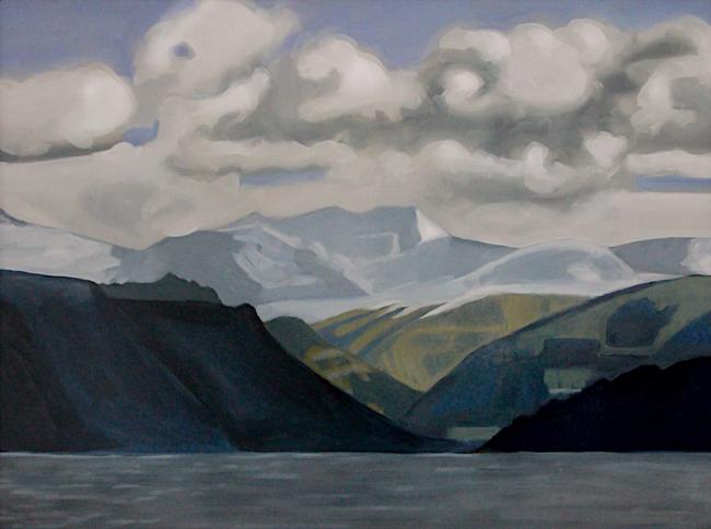 Treden Wagoner bergen-fjord