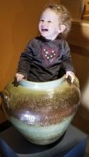 peter D'Ascoli Nya out of the big pot