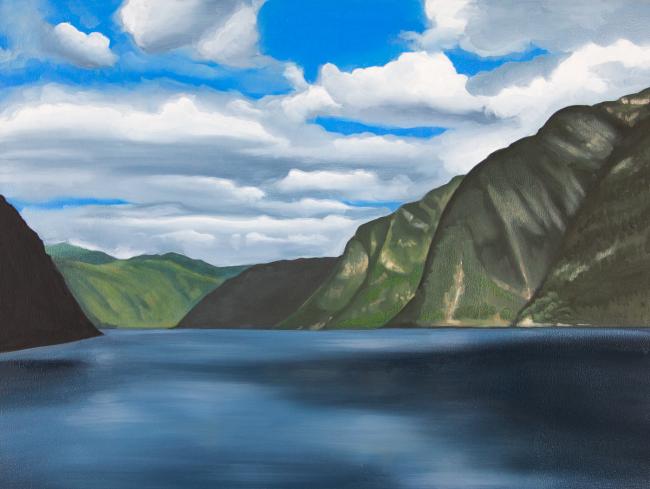 twagoner-norwegian-fjord-painting